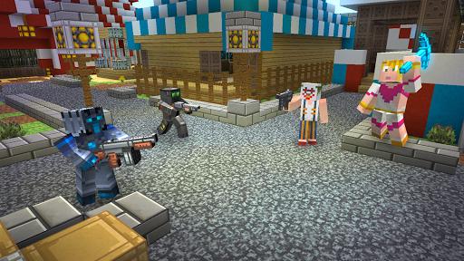 Hide and Seek -minecraft style screenshot 7
