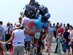 Photo: Just a lot of hot air