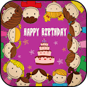 Happy Birthday Cards icon