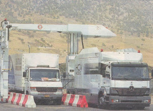 Photo: OLYMPIC GAMES ATHENS 2004ROAD BARRIERS TIGER-PLAST s.a. Safety Control for Trucks