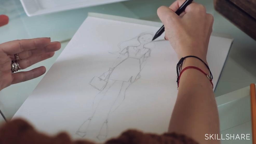 person sketch