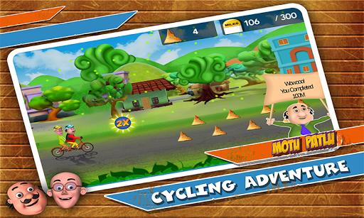 Motu Patlu Cycling Adventure 1.1.2 4