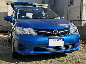 カローラフィールダー NZE161G G 2013のカスタム事例画像 博幸さんの2020年10月31日14:40の投稿