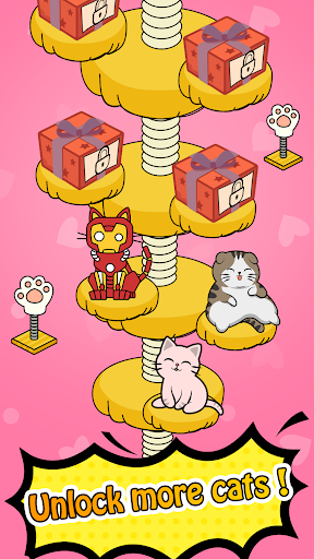 Merge Cats - Cute Idle Game 1.0.10 Cheat screenshots 5