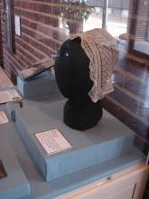 Photo: lace bonnet