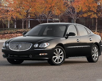 Themes Buick LaCrosse CN Super - náhled
