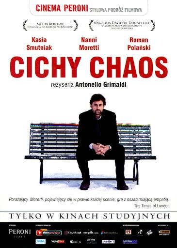 Przód ulotki filmu 'Cichy Chaos'