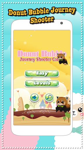 甜甜圈泡泡射击之旅