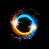 Fire & Ice Live Wallpaper