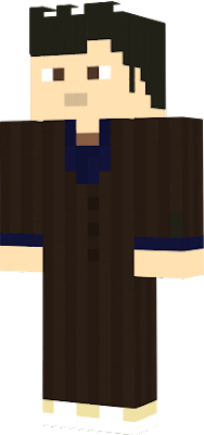 The 10th Doctor from Doctor Who