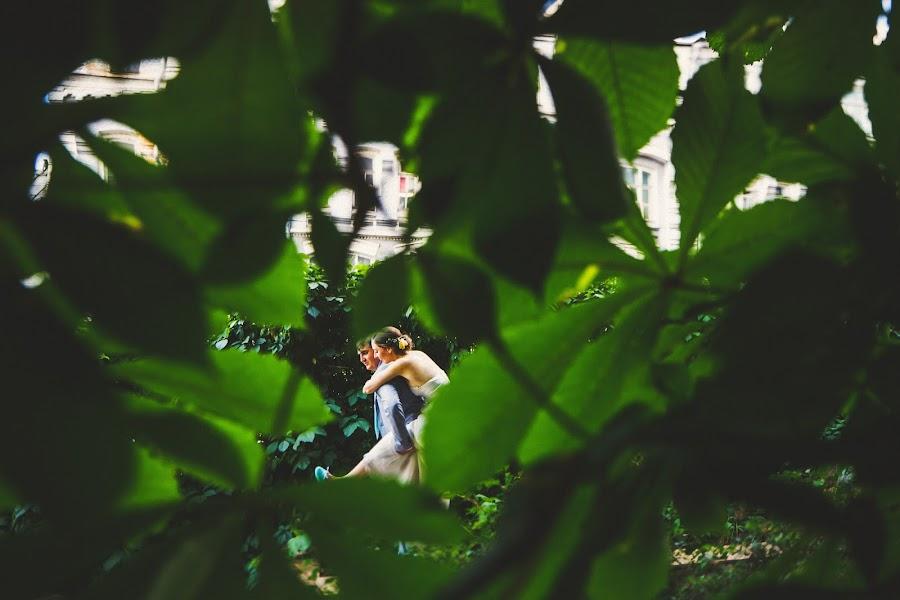 Wedding photographer Slava Semenov (ctapocta). Photo of 15.10.2014