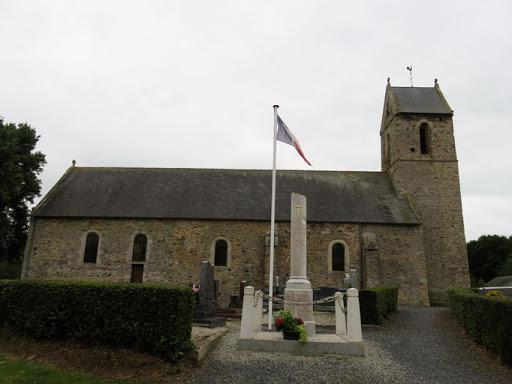photo de Eglise Saint-Pierre de LE MESNIL-EURY