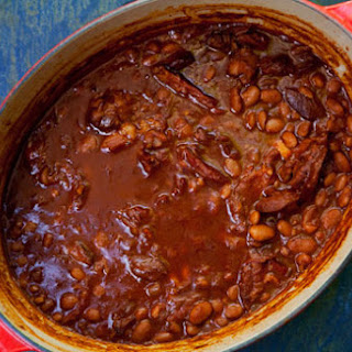 Cowboy Beans With Bacon Recipes.