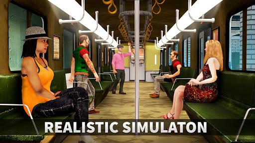 Real Train Driving Simulator: Railway Driver 2019  screenshots 5