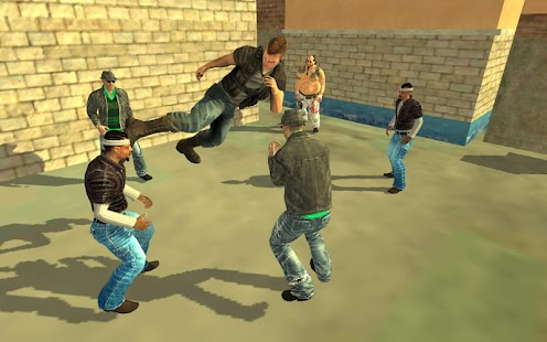 Gangster Fight Club Games 3D: Real Fighting - náhled