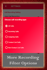 Automatic Call Recorder screenshot 3