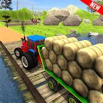 Cargo Tractor Simulator Game Icon