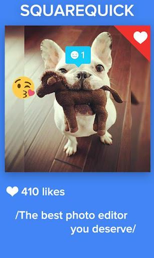 Square Quick - 將圖片快速發布到熱門的社交網站