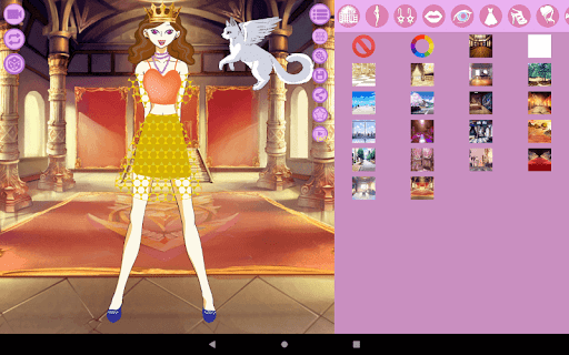 Avatar Maker: Anime Lady screenshot 15