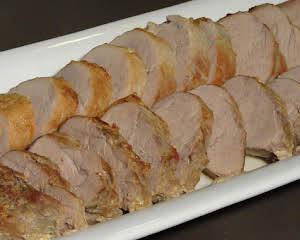 Asian Pork Loin