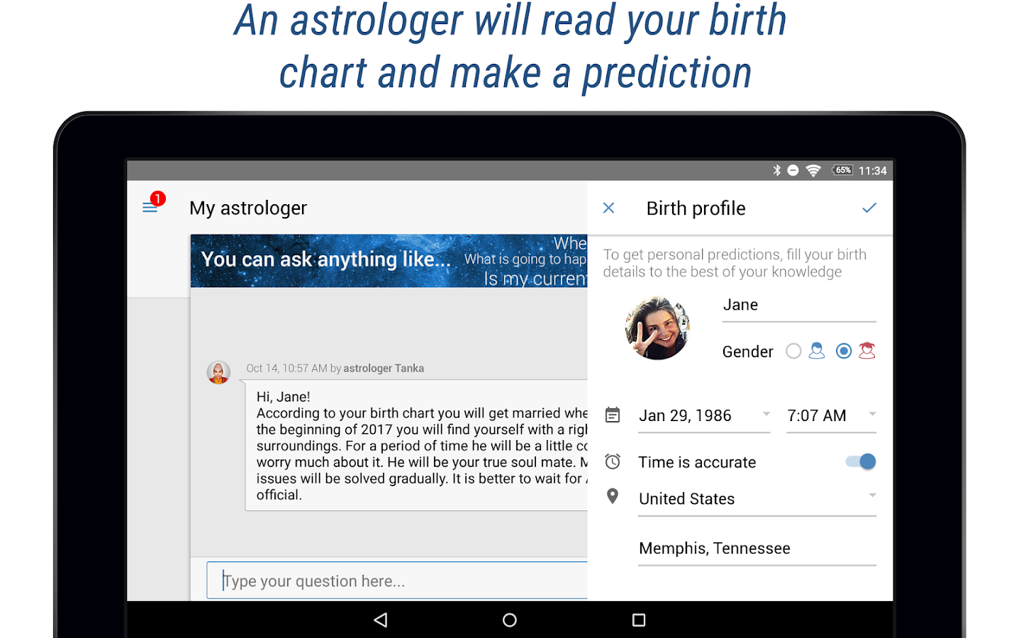 Yodha my astrology horoscope android apps on google play yodha my astrology horoscope screenshot nvjuhfo Choice Image