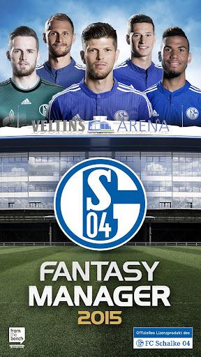 Schalke 04 Fantasy Manager '15