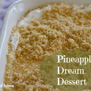 Pineapple Dream Dessert.