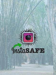 InstaSAFE - náhled
