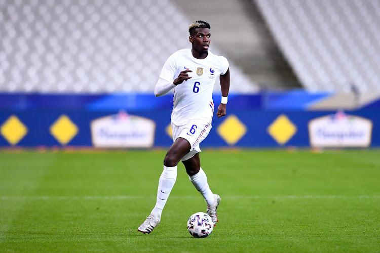 """Paul Pogba naar PSG? Middenvelder United reageert: """"Heb zijn nummer niet"""""""