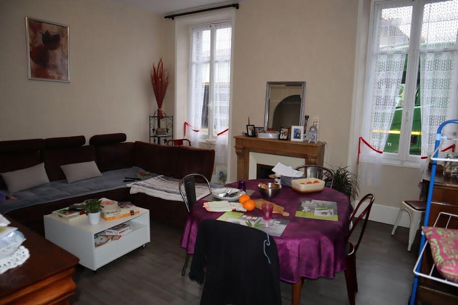 Vente maison 7 pièces 150 m² à Autun (71400), 99 000 €