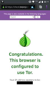 Orxy: Tor Proxy - náhled