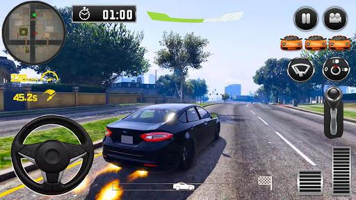 City Driving Ford Car Simulator 1 screenshots 1