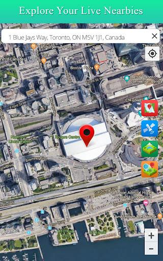 Live Satellite View GPS Map Travel Navigation Apk 2