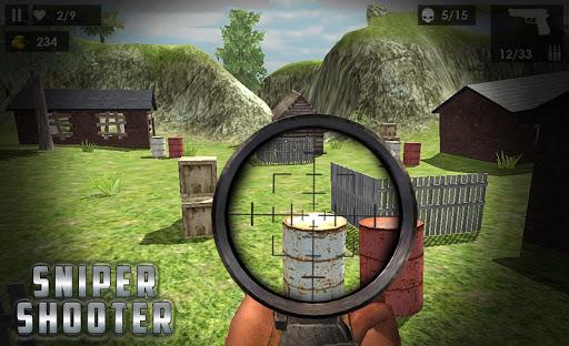 Sniper Shooter FPS Bravo Contract Killer 1.5 Mod screenshots 2