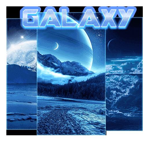 Asteroids 3D Galaxy