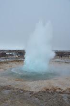 Photo: Strokkur geyser