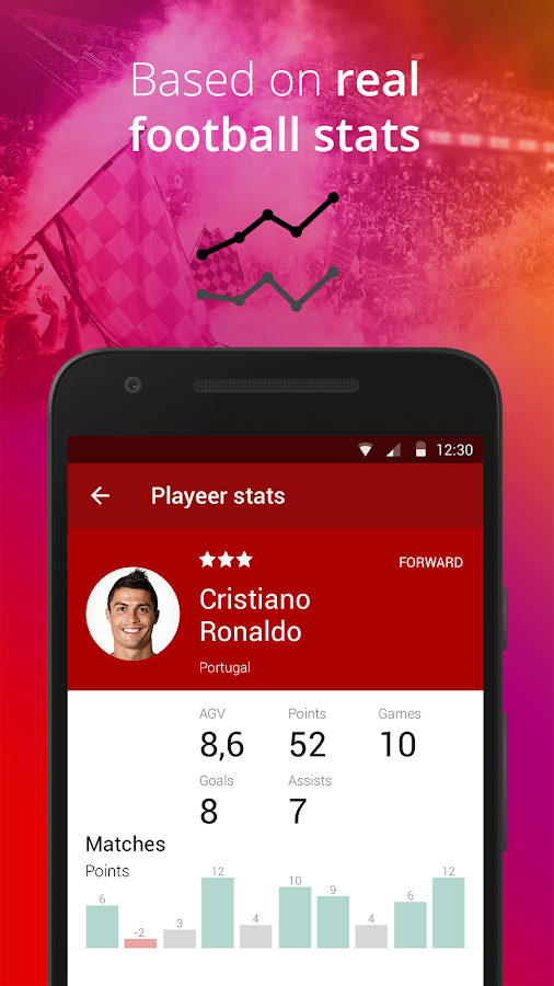 Kixx — Daily fantasy football- screenshot