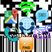 Glow Barcode and qrcode scanner