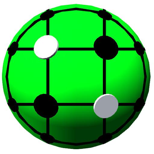 Sphere Reversi 24 球面リバーシ24