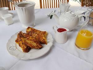 Table d'hotes et petit déjeuner