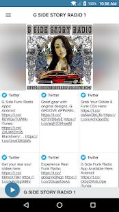 G SIDE STORY RADIO 1 - náhled