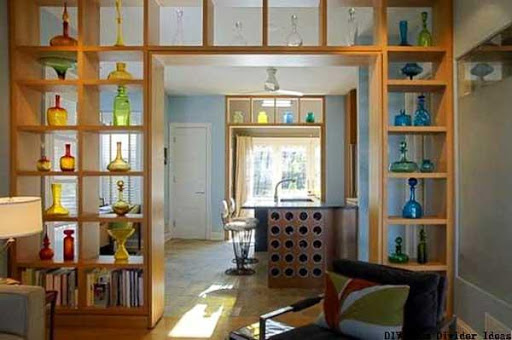 Room Divider Design Idea
