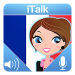 iTalk French Icon