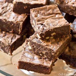 Gooey Brownies.