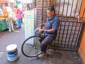 Photo: My Oaxacan counterpart.