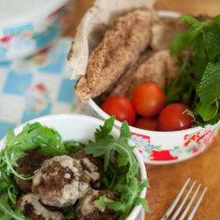 Keftedes – Moreish Meatballs