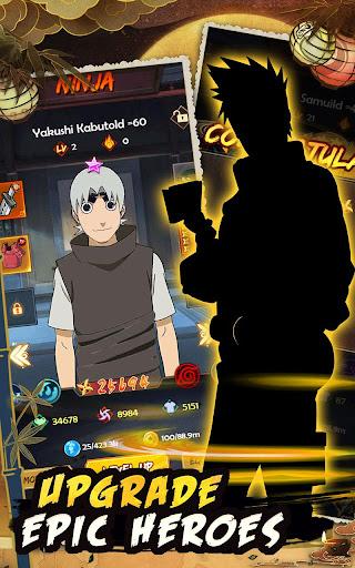 Unlimited Ninja: Idle RPG 2.0.7 screenshots 3