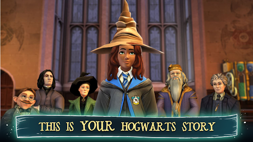 Harry Potter: Hogwarts Mystery  screenshots 14