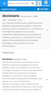 Portugués-Español Diccionario - náhled