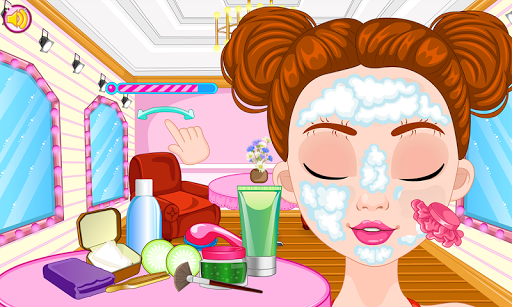 Fashion doll facial painting Apk Download 9
